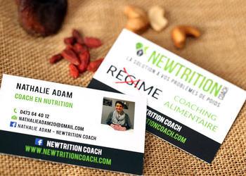 ADAM Nathalie - Newtrition - Le concept